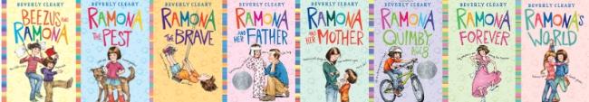 Ramona Book Titles
